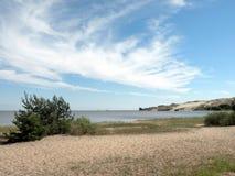 Parnidis dune, Lithuania Royalty Free Stock Images