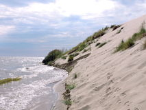 Parnidis dune, Lithuania Royalty Free Stock Images