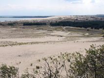 Parnidis dune, Lithuania Royalty Free Stock Photos