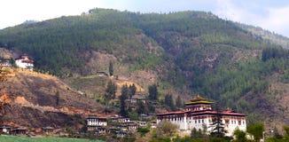 Paro de Bhután Imagenes de archivo