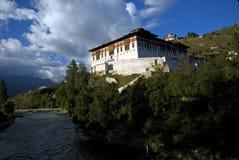 Paro Dzong, Bhutan Stock Image