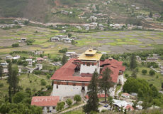 Paro Dzong Stock Photos