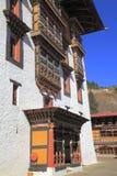 Paro Rinpung Dzong Stock Images
