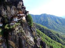 Paro Taktsang de Butão Imagens de Stock