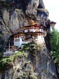 Paro Taktsang de Butão Fotos de Stock Royalty Free