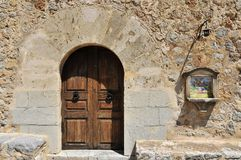 Parochial Museum in Deia Royalty Free Stock Images