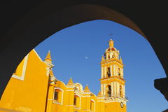 Parochie van apostol VI van San Pedro Stock Fotografie