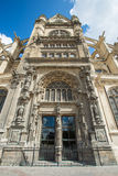 Paroisse Saint Eustache in Paris Royalty Free Stock Photography