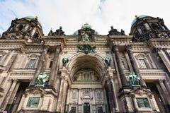Paroisse suprême évangélique et église collégiale à Berlin Image stock