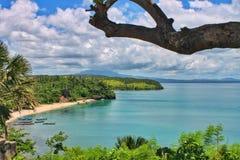 Parola Beach. In Bicol Royalty Free Stock Image