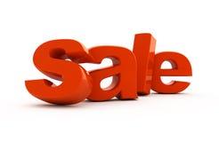Parola di vendita. Fotografia Stock Libera da Diritti
