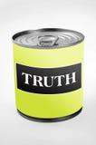Parola di verità Immagine Stock Libera da Diritti