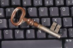 Parole chiavi - Schluesselwoerter Fotografia Stock Libera da Diritti
