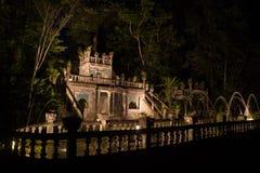 Paronella Park castle in Queensland, Australia Stock Photo