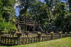 Paronella Park castle in Queensland, Australia Stock Photography