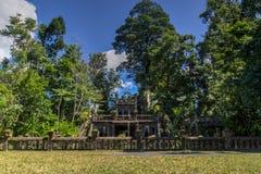 Paronella Park castle in Queensland, Australia Royalty Free Stock Photos