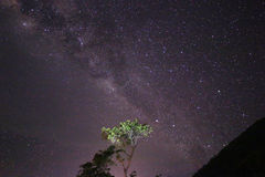 Paropo Milky Way stock photography