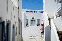 paros της Ελλάδας Στοκ Φωτογραφία