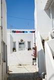 paros της Ελλάδας Στοκ Φωτογραφίες