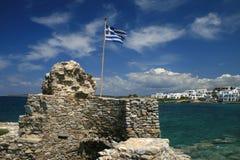 Paros, Grèce Images stock