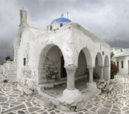 Paros, Greece stock images