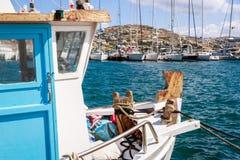 Paros, Greece Royalty Free Stock Image
