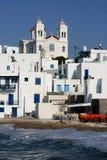 Paros, Griekenland Stock Afbeelding