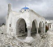 Paros, Griekenland Stock Afbeeldingen