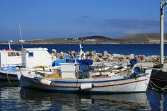 Paros Insel, Griechenland Stockfotos
