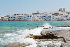 Paros island Royalty Free Stock Photos