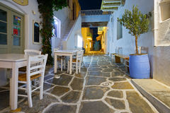 Paros island. Stock Image