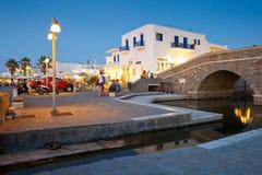 Paros island. Royalty Free Stock Photo