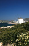 Paros Island, Greece  Royalty Free Stock Photography