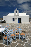 Paros island, Greece Royalty Free Stock Photos