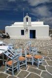 Paros island, Greece Royalty Free Stock Photos