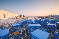 Paros island. Royalty Free Stock Image