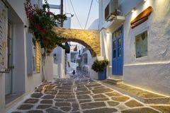Paros island. Royalty Free Stock Photos