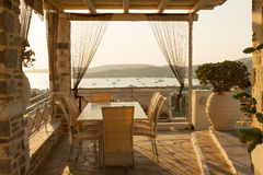 Paros view Royalty Free Stock Image