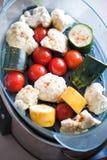 parostatków warzywa Zdjęcia Royalty Free