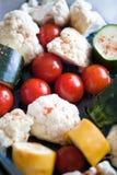 parostatku 2 warzywa Obrazy Stock