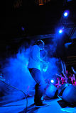 Parov Stelar Konzert 03 stockfoto