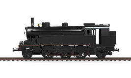 Parowej lokomotywy pociąg Fotografia Royalty Free