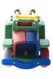 parowozowego ogienia macro zabawka Zdjęcia Stock