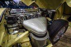 Parowozowego przedziału Jaguar typ seria 1 coupe, 1963 Obraz Royalty Free