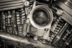 parowozowy motocykl Zdjęcia Stock