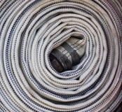 parowozowy pożarniczy wąż elastyczny obraz royalty free