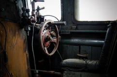 Parowy pociąg Zdjęcia Stock