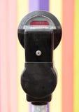 Parquímetro expirado Foto de archivo