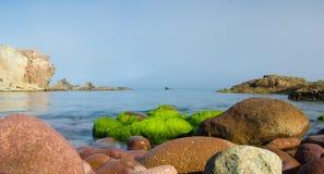 Parque自然Cabo de加塔角 免版税图库摄影