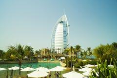 Parque árabe da água do Al Fotos de Stock Royalty Free